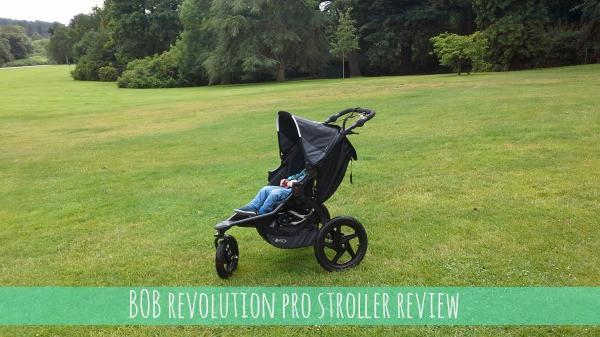 bob revolution pro stroller