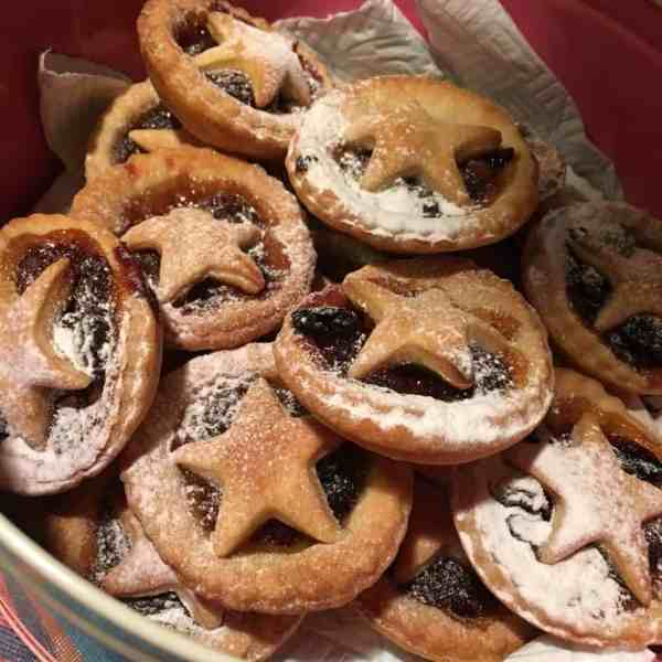 Slimming World Mince tarts