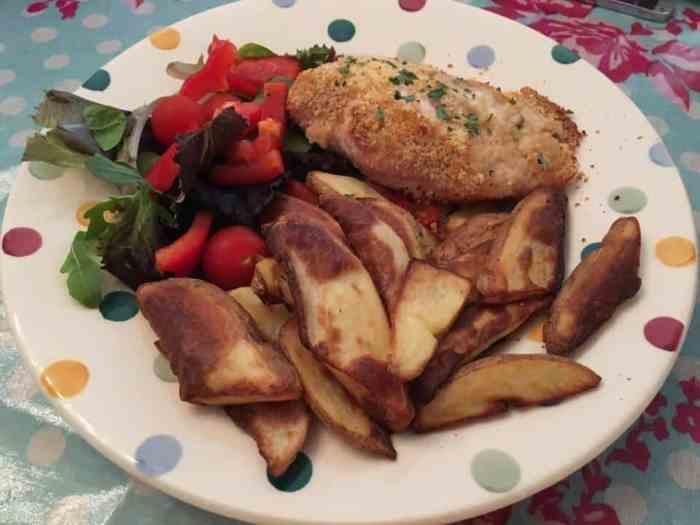 Slimming World Chicken Kiev