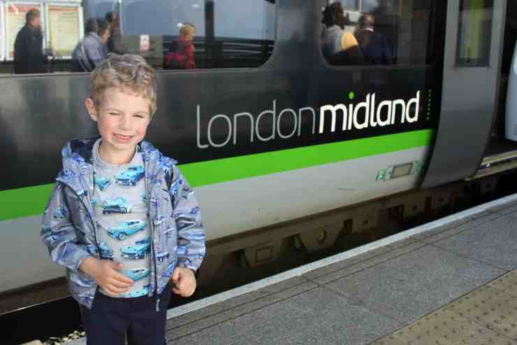 London Midland Motion