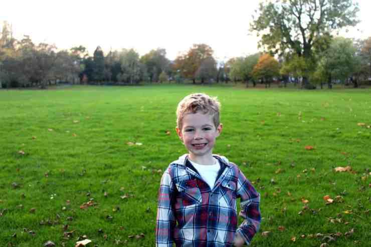 Bassetts Vitamins Olly play park life