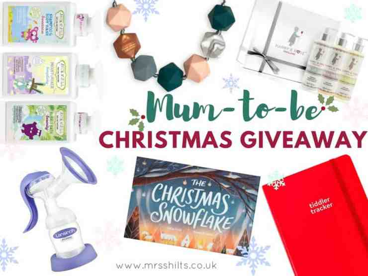 Mum-to-be Christmas Giveaway 2017