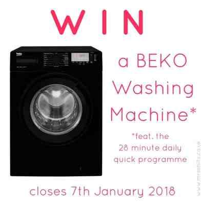 Beko WM giveaway