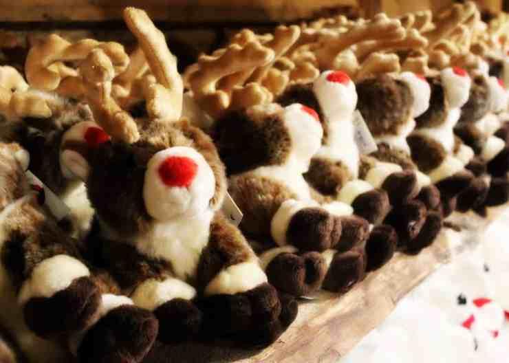 Reindeer Polar Bears