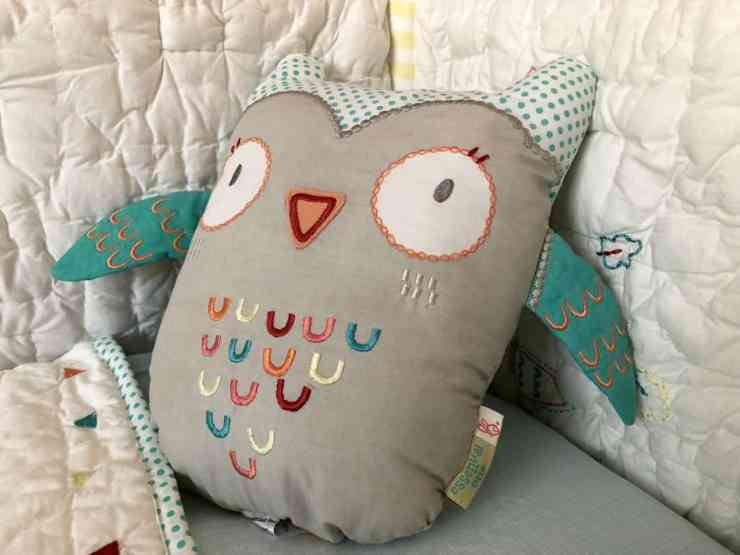 The Essential One Nursery Interiors Baby Fox and Owl