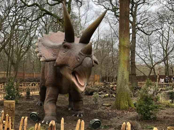 World of Dinosaurs Paradise Wildlife Park