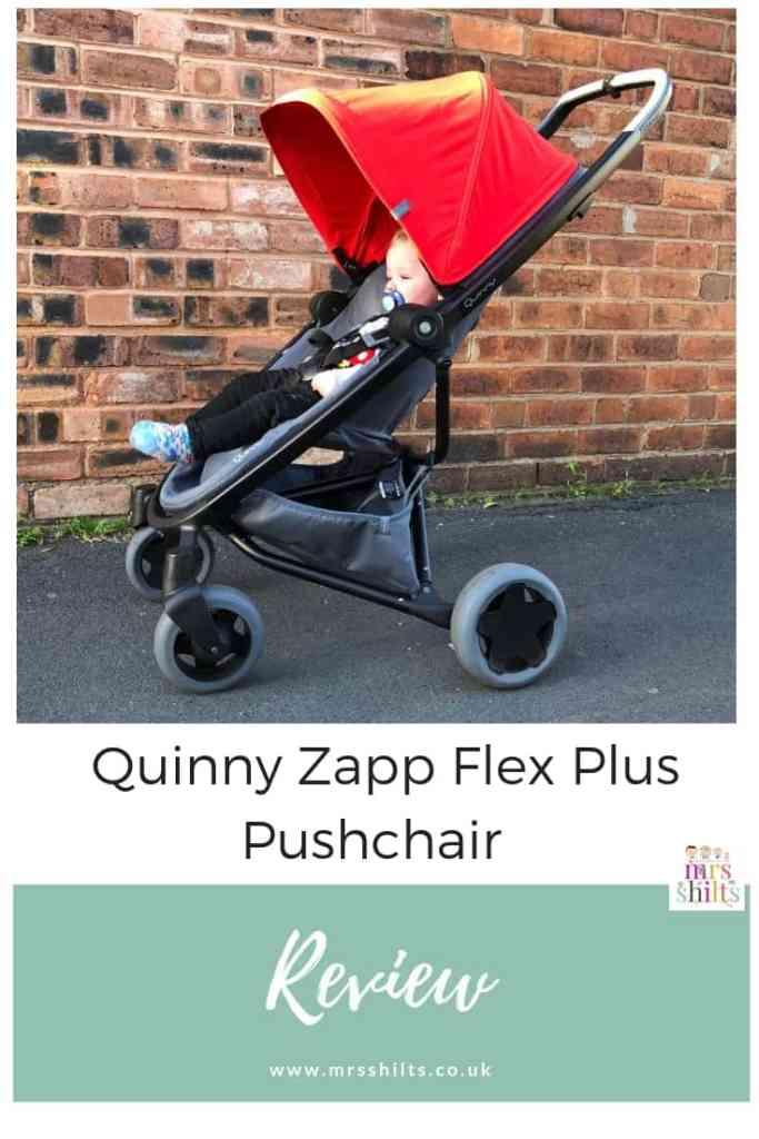 Quinny Zapp Flex Plus Pushchair Pinterest