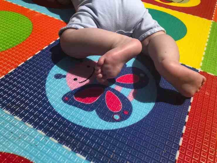 Skip Hop Doubleplay Reversible PlayMat Zoo