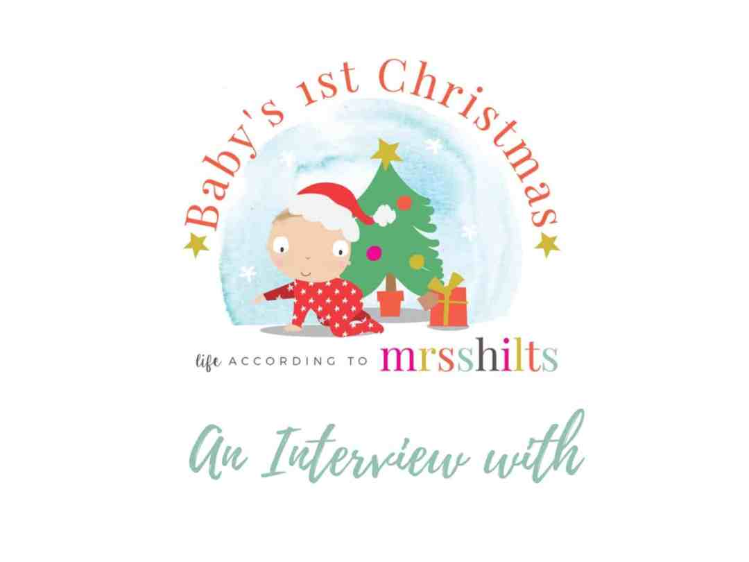 An Interview with - Baby's First Christmas