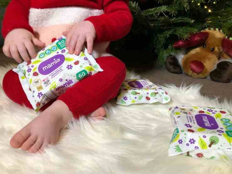 Toddler Wipes AM