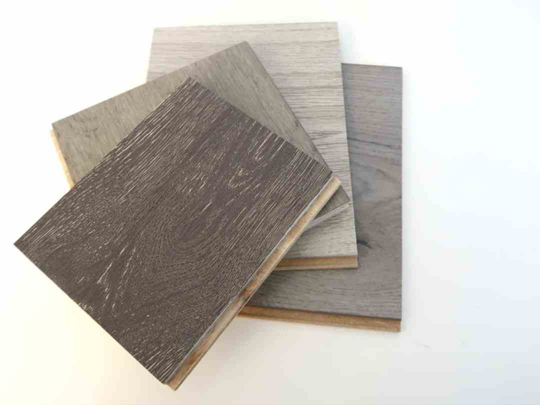 Shades of grey flooring