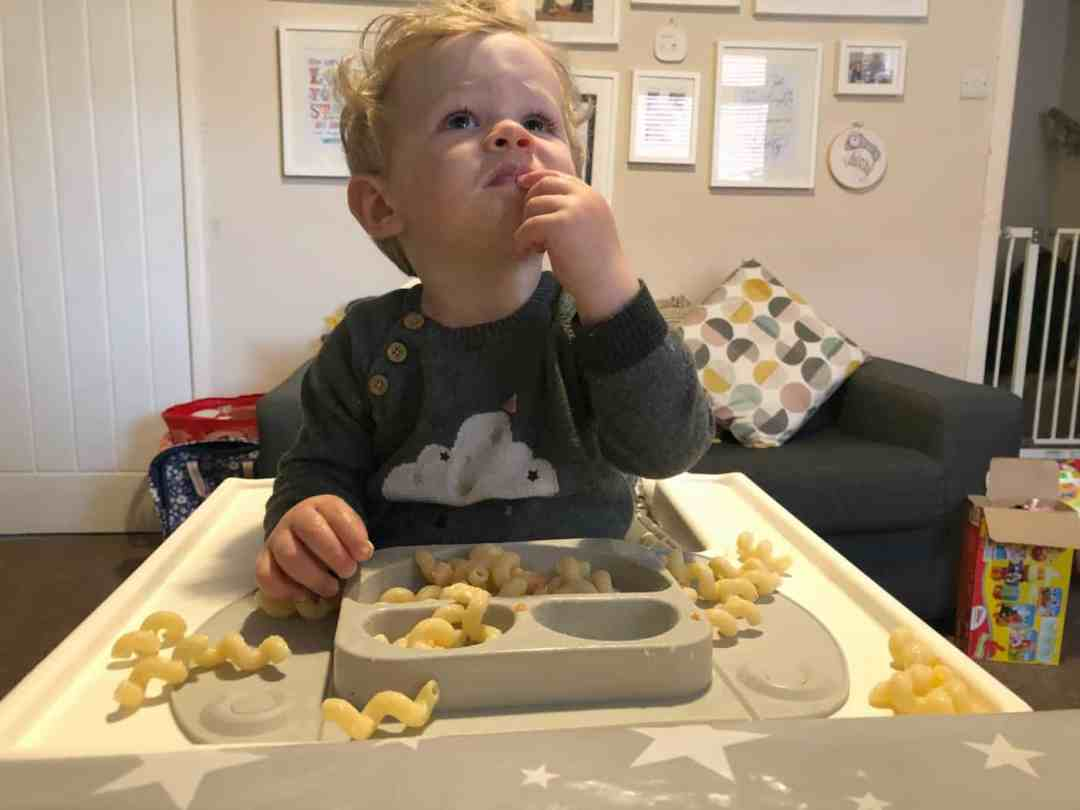 EasyMat suction plate pasta child toddler