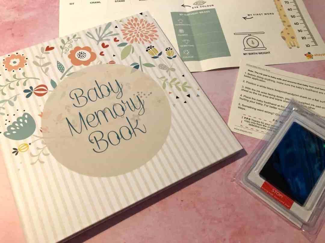 Baby Memory Book ehayas