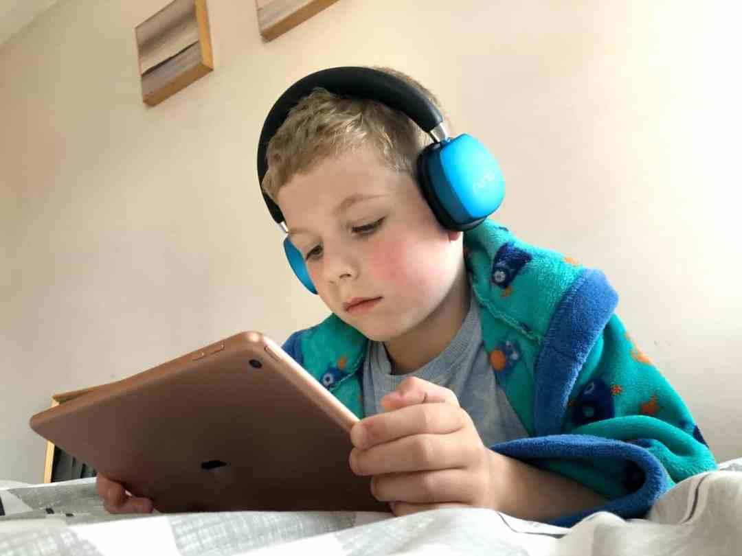 PuroQuiet headphones children