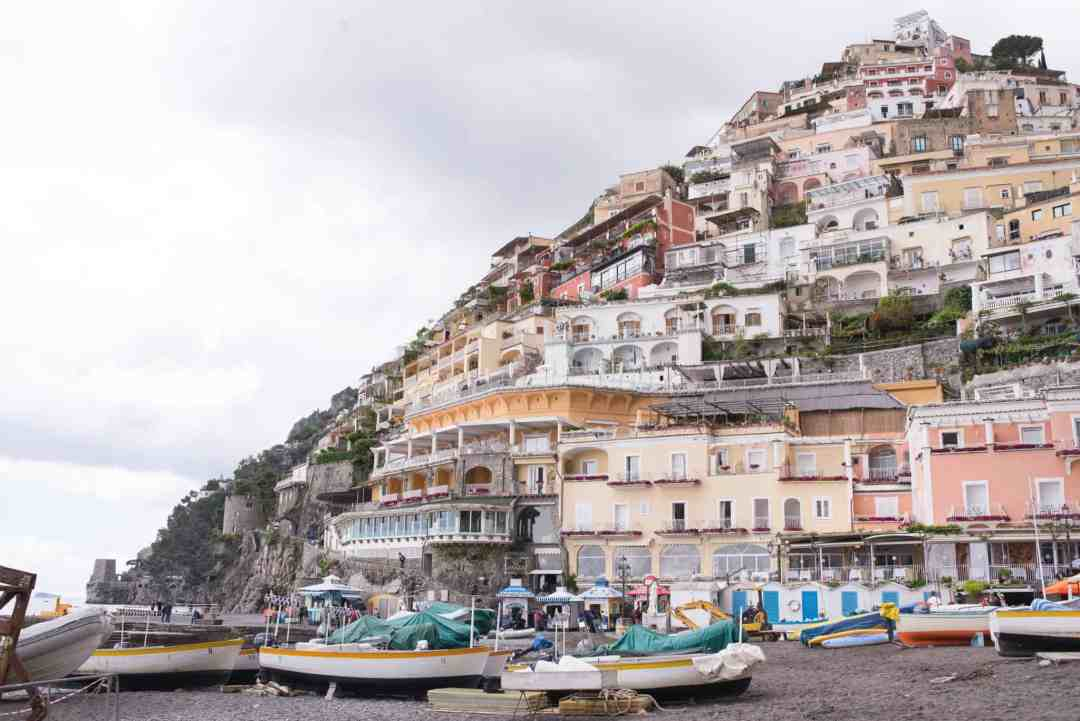 Italy, house, villa and waterfront