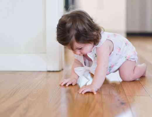 Hard Work Kids Flooring