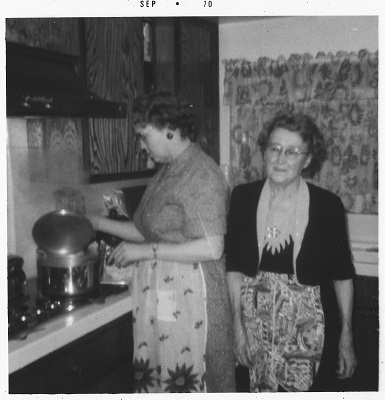Mildred and Ottie 1970