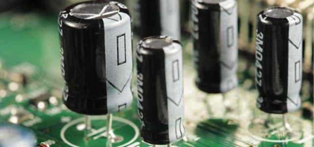 Replacing Old Capacitors in Products