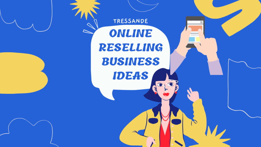 online reselling to make money for beginners