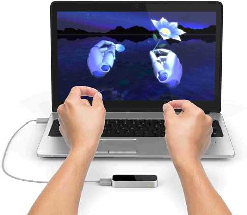 Leap Motion Controller for Mac or PC - cool gadgets on amazon india