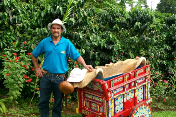 coffee farm visit in costa rica for cofee lovers
