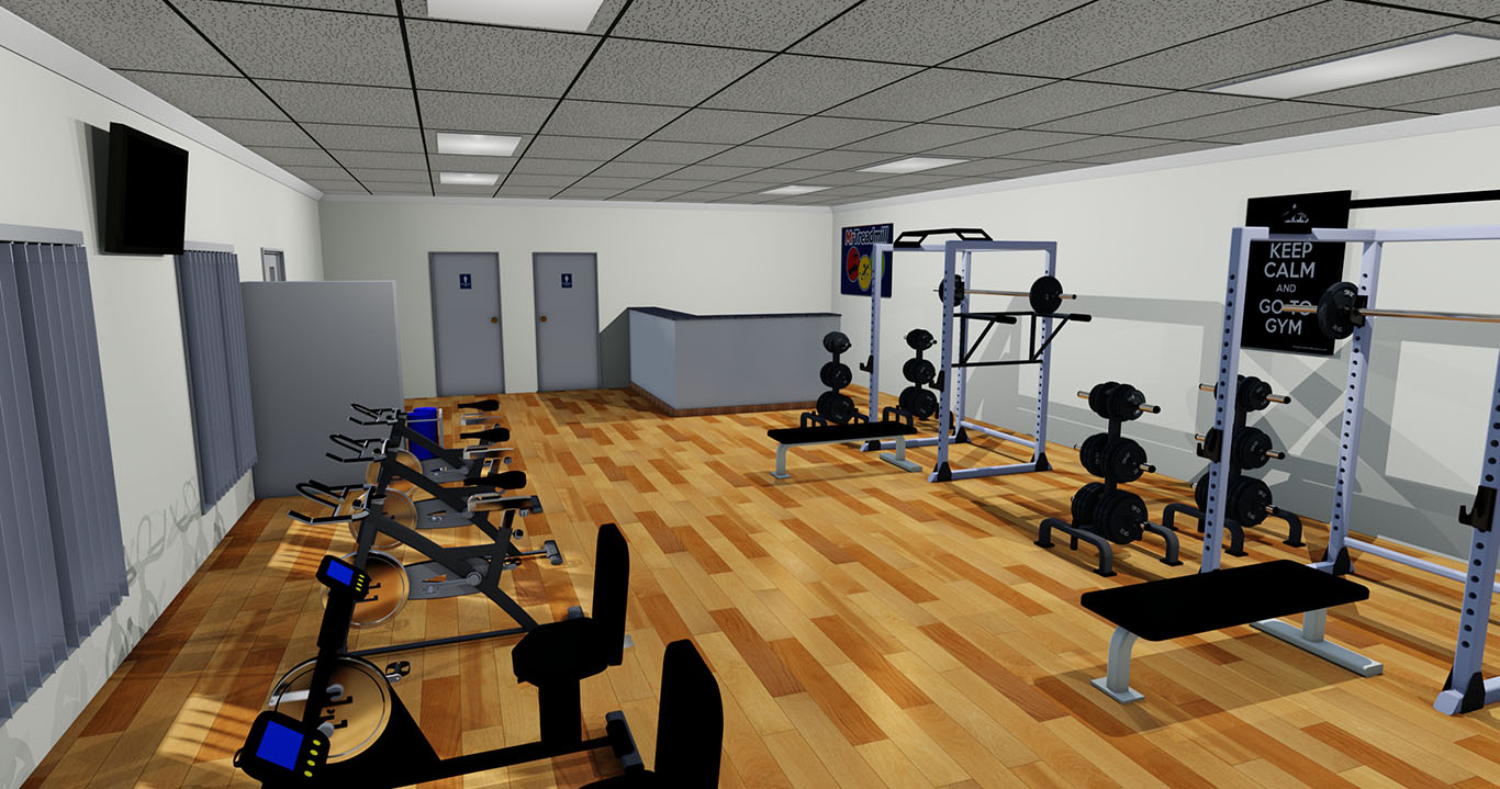 Commercial Gym And Fitness Equipment
