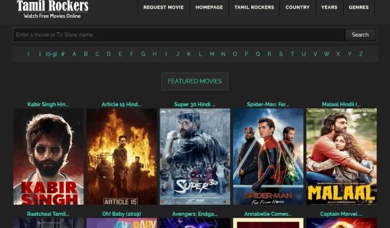 TamilRockeers Movies