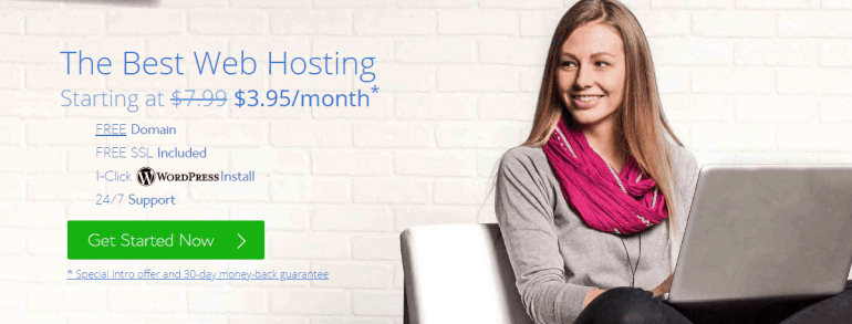 Bluehost Login -Best hosting account 2019