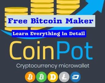 CoinPot- 100% Free Bitcoin,Litecoin, Dash,Doge,Bitcoin Cash