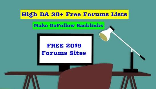 Forums Sites