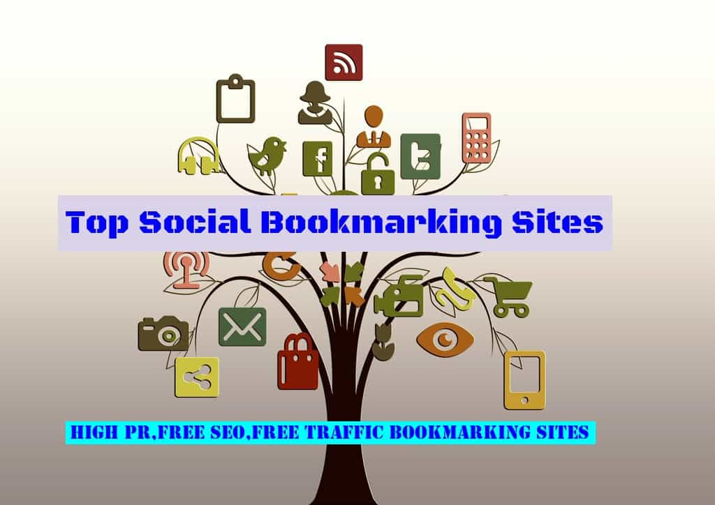 Social BookMarking Sites Llst