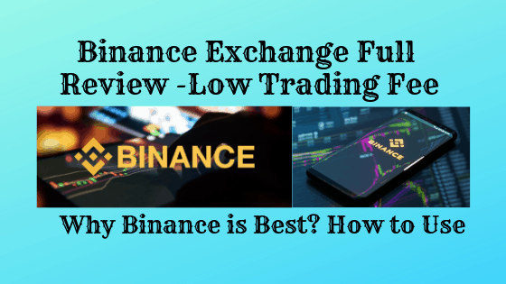 How to Buy on Binance : Cryptocurrency Exchange Ultimately Review