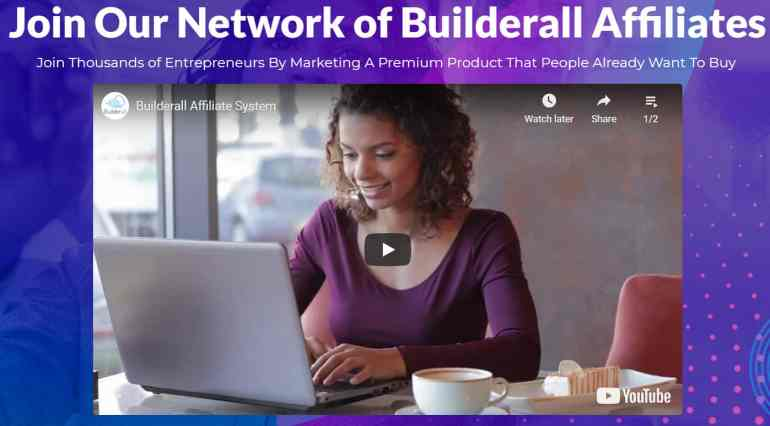 How Does Builderall Affiliate Marketing Work