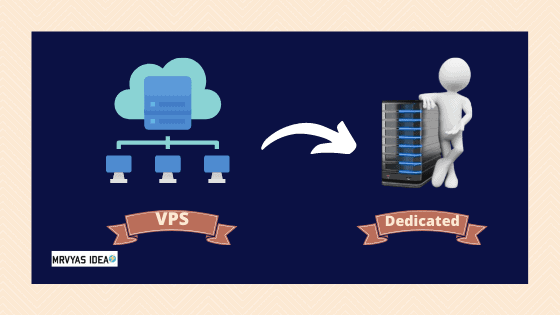 When should I migrate VPS to Dedicated Hosting and What should I know?