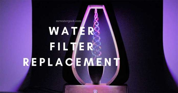 Water Filter Replacement: Clean It Or Throw It Away?
