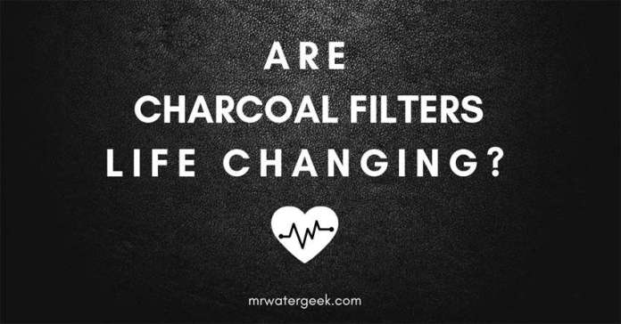 Why Charcoal Water Filters Will Change Your Life
