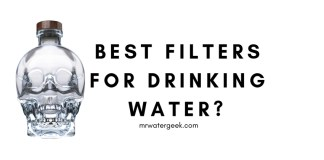 Filtering Water For Drinking? Here Are The BEST Methods + Infographic
