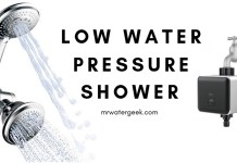 Is Getting A Low Pressure Shower Head A SCAM?