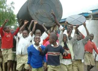 This Science Teacher Invents Low Tech Water Treatment System