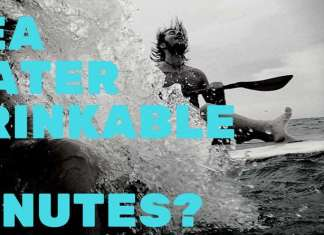 Water Desalination Could This Make Sea Water Drinkable In Minutes?