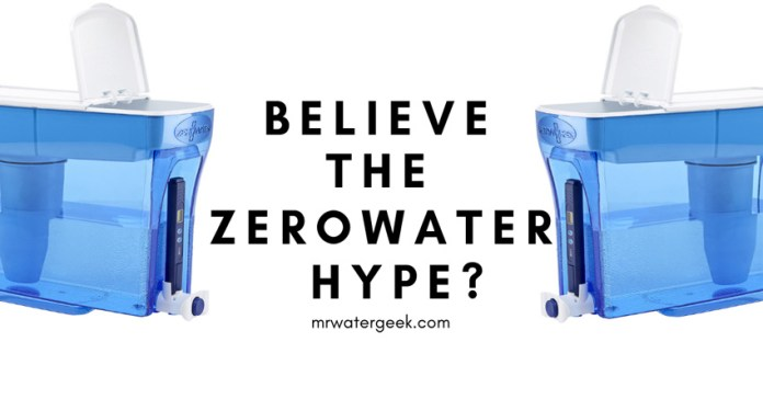 ZeroWater Review: Should You Believe The HYPE?