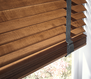 wood blinds houston