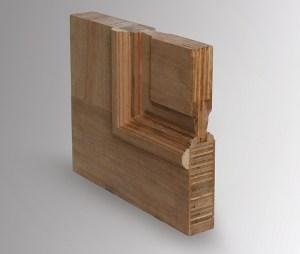 Mahogany Wood Door Houston