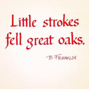 littlestrokebigoaks