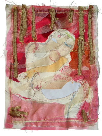 Marloes Duyker - Machine Embroidery & Applique