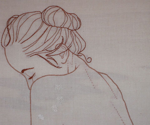 The Cutting (& Stitching) Edge – Meagan Ileana
