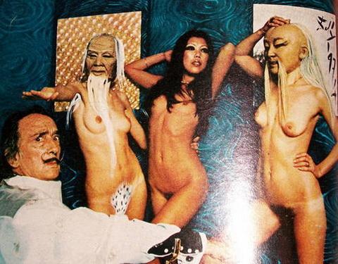 Dali Playboy pic