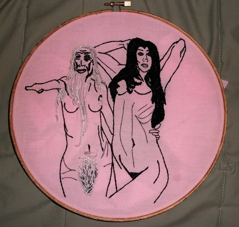 Dali Playboy stitched