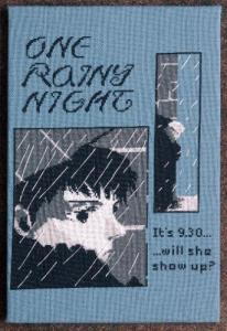 Manga Cross Stitch example 2