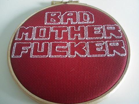 bad mofo by mrxstitch